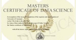 700-12814-Masters certificate of Data Science
